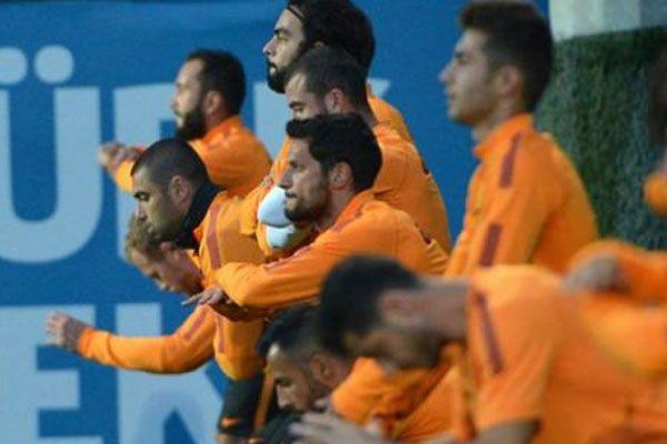 Galatasaray dev derbiyi bekliyor