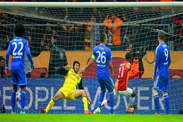 Galatasaray Chelsea maçı İngiliz basınında