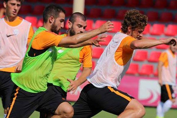 Galatasaray A2 takımını 9-0 yendi