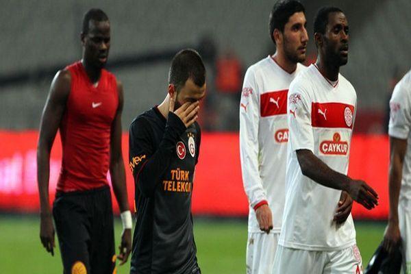 Galatasaray-Medical Park Antalyaspor maç özeti