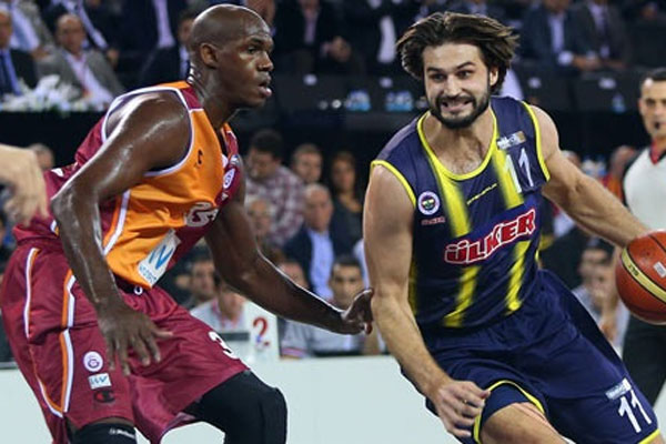 Galatasaray Liv Hospital Fenerbahçe Ülker maç özeti ve maç sonucu GS FB