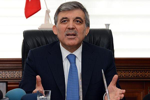 Cumhurbaşkanı Gül, 'Siyaset planım yok'