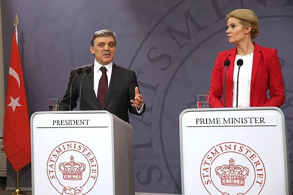 Gül, 'Ukrayna'da soğukkanlı olunmalı'