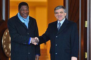 Batı Afrika ülkesi Benin ile 4 anlaşma imzalandı
