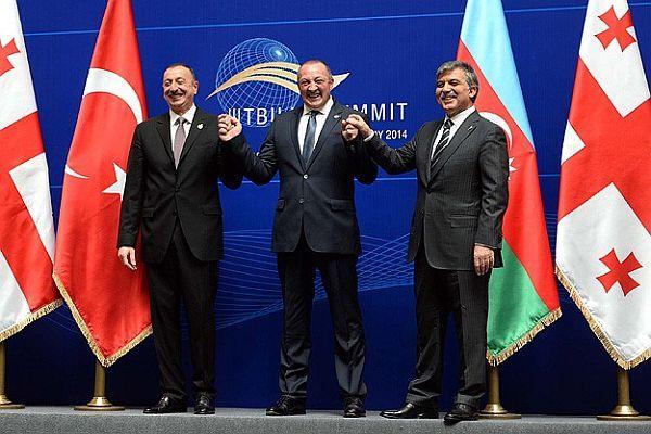 Gül, 'Kafkasya'nın dağlarını bir duvar olmaktan çıkarttık'
