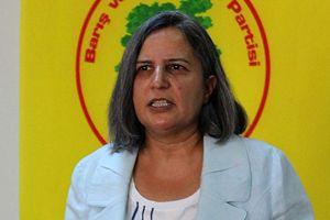 Gültan Kışanak BDP'nin Diyarbakır adayı oldu