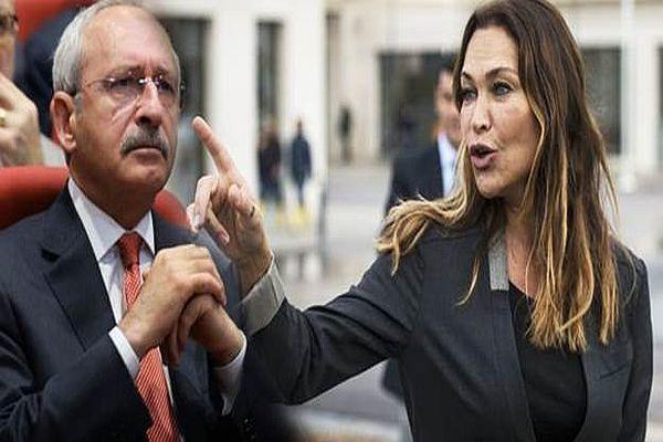 Hülya Avşar'ın, Kemal Kılıçdaroğlu ile kavgasına o da dahil oldu