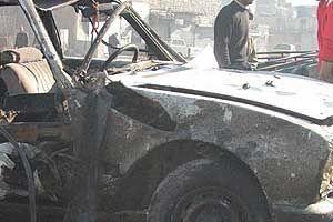 Halep'te bombalı saldırı, 37 ölü
