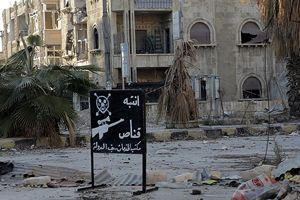 Halep sokaklarında ölüm kol geziyor