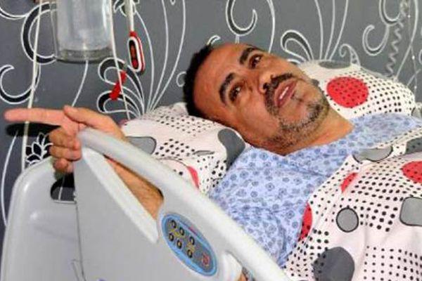 Ünlü şarkıcı hastaneden taburcu oldu
