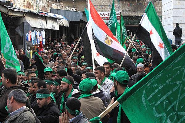 Mısır'da Hamas'a yasak geldi