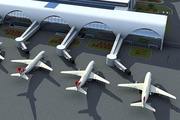 Erdoğan, '3. Havalimanı dünyanın en büyüğü olacak'