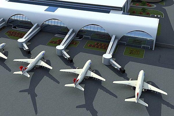 Üçüncü havalimanının temeli yarın atılacak