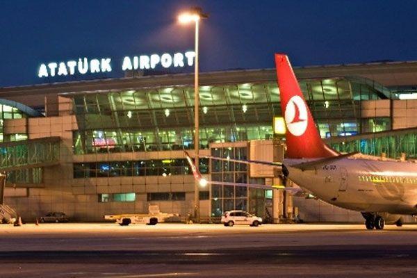 Atatürk Havalimanı'nda alarm