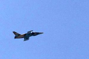 Suriye ordusundan Lübnan sınırına hava saldırısı