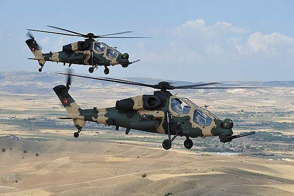 Özgün Helikopter'in ön tasarımı tamamlandı