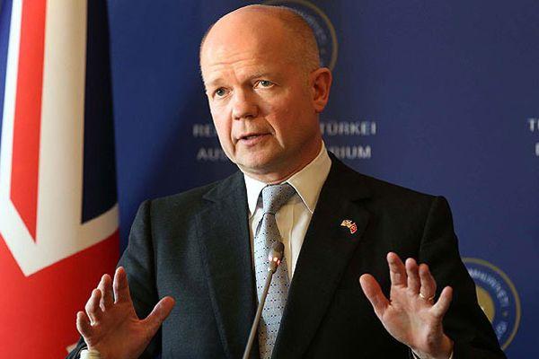 Hague, 'Kıbrıs müzakereleri gerçek bir fırsat'