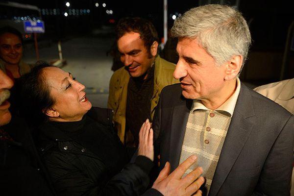 Fatih Hilmioğlu cezaevinden çıktı
