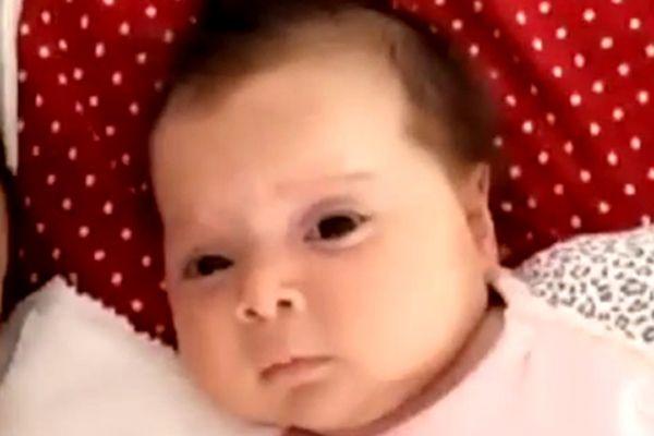 Demet Akalın'ın bebeğinin ilk görüntüleri