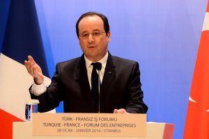 Hollande, 'Fransa yeni fasılları açmak istiyor'
