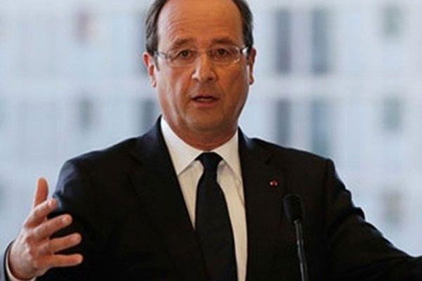 Hollande, 'Teröristlerin İslam dini ile alakası yok'