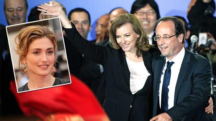 Hollande Trierweiler ilişkisi 'resmen' bitti