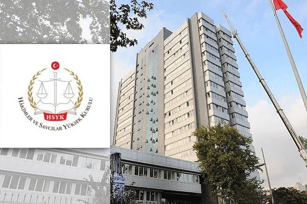 HSYK'dan 13. Ağır Ceza Mahkemesi'ni inceleme kararı
