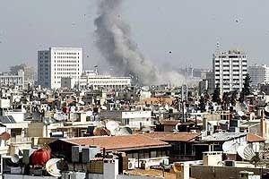 Humus'ta patlama, 7 ölü