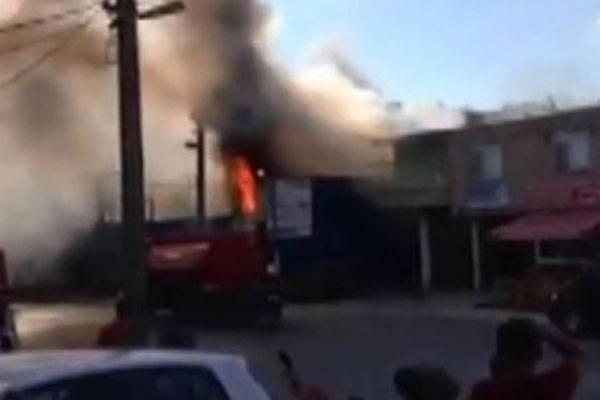 Hurda deposunda patlama, 1 kişi öldü 1 kişi yaralandı