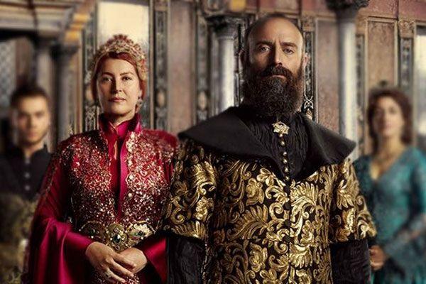 Hürrem Sultan Muhteşem Yüzyıl'a veda ediyor, Hürrem Sultan öldü
