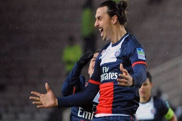 Zlatan İbrahimoviç'ten muhteşem gol