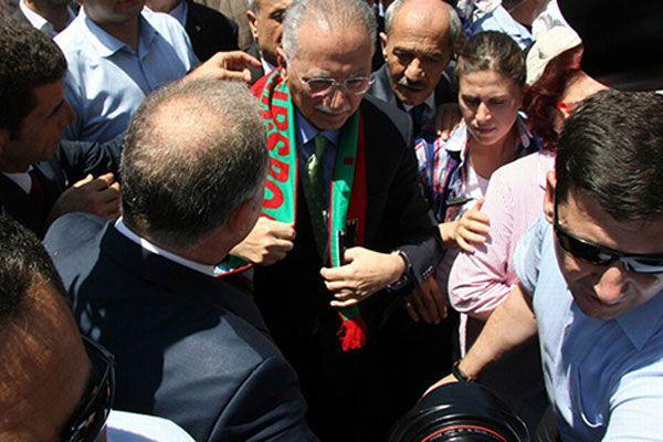 Yeni Diyarbakırspor'dan İhsanoğlu'na tepki