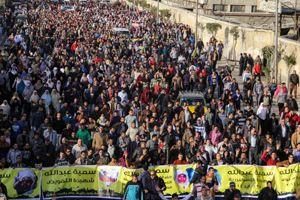 Gösterilerde İhvan üyesi 1 kişi hayatını kaybetti