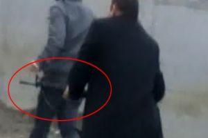 MHP'ye düzenlene kanlı saldırının ilk görüntüleri
