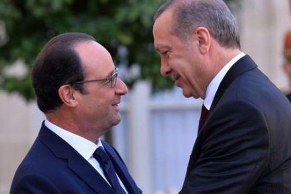 Erdoğan, 'Türkiye'ye müjdeyle döneyim'