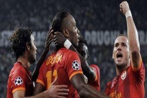 Galatasaray Elazığspor maçı ilk yarı maç özeti