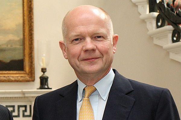 Hague, 'Uzlaşı hükümeti duyurusunu memnuniyetle karşıladık'