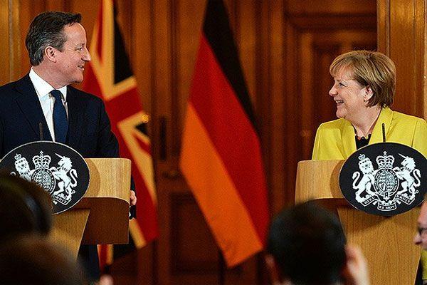 İngiltere ve Almanya'dan Fransa'ya dayanışma mesajı