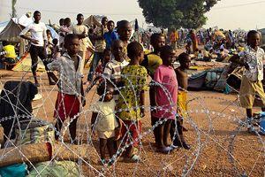 Orta Afrika'da insani kriz yürek burkuyor