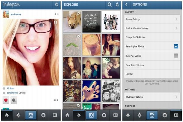 Instagram nasıl kullanılır, nasıl kayıt olunur - video izle