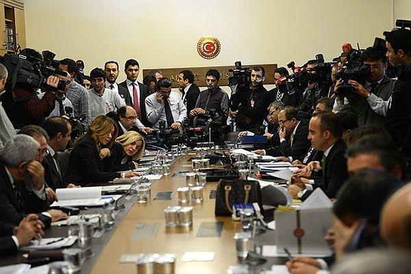 TBMM Adalet Komisyonu toplantısı iptal edildi