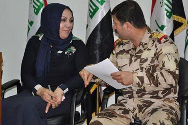 Irak polisi yanlışlıkla onları vurdu