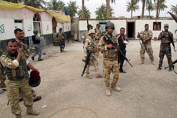 Irak'ta 47 IŞİD militanı öldürüldü