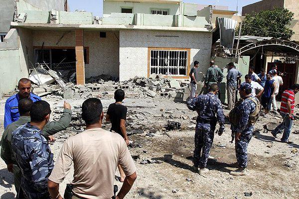 Irak ordusu Felluce'ye saldırdı, 2 ölü, 6 yaralı