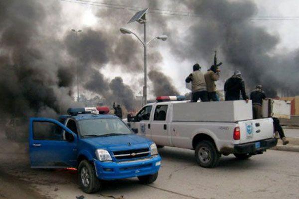 Irak ordusu Telafer'e havadan saldırı düzenledi