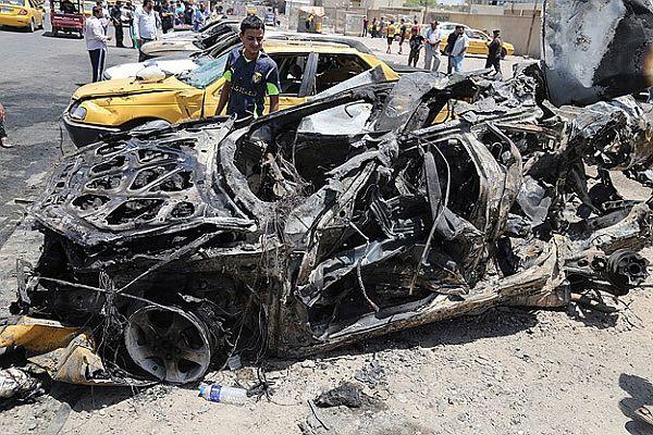 Bağdat'ta saldırı, 17 ölü