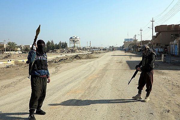 Irak'ta 24 IŞİD militanı öldürüldü