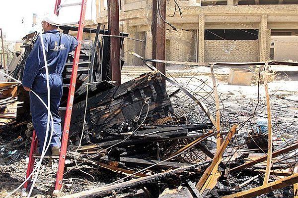 Irak'ta bombalı saldırı, 5 asker öldü