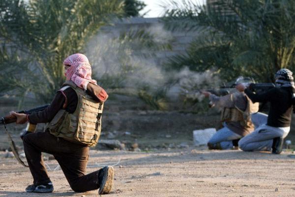 Irak'ta silahlı saldırı, 2 ölü