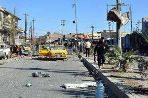Irak'ta hava saldırısı, 9 ölü